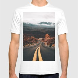 Road to Valley of Fire T-shirt