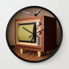 It's time for the Ed Sullivan Show! Wall Clock