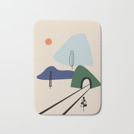 Tunnel Bath Mat