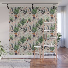 Brushwood Dogs Wall Mural