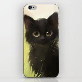 Savage Cat iPhone Skin