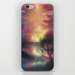 Fantasy Landscape iPhone Skin