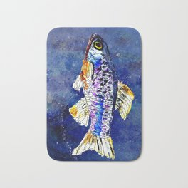 Fish Bath Mat