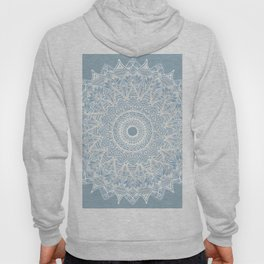 The Sunflower (gray-bue) Hoody