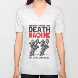 Death Machine Unisex V-Neck