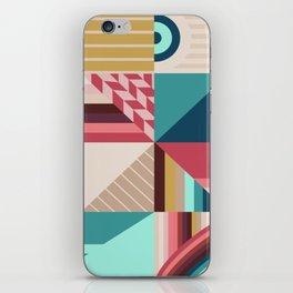 Make It Work iPhone Skin