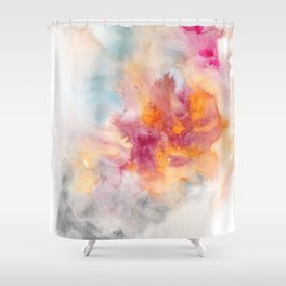 Infectious Shower Curtain