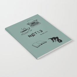 Virgo Notes Notebook
