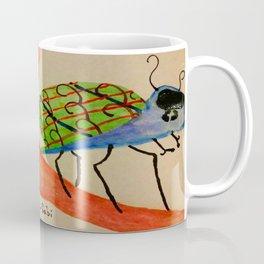 Wabi-Sabi bug Coffee Mug