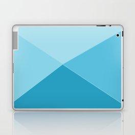 Blue Point Laptop & iPad Skin
