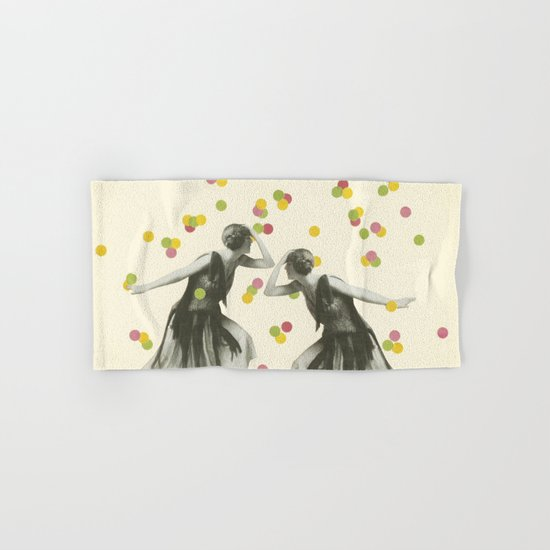 Dance : Gemini Hand & Bath Towel