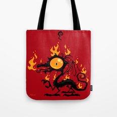 Backfire Tote Bag