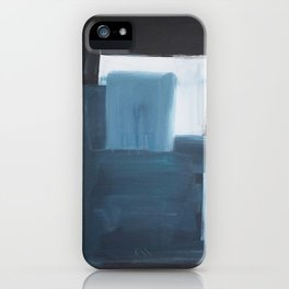 THE DEViL AND THE DEEP BLUE SEA iPhone Case