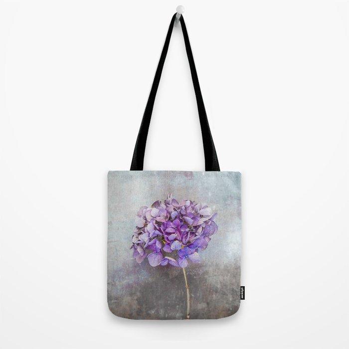 Beautiful Lilac Hydrangea Tote Bag