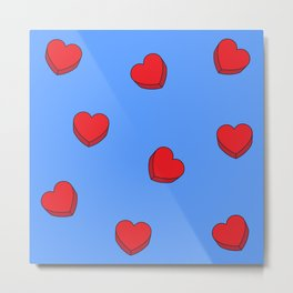Sweetheart Metal Print