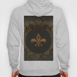 Decorative design, a touch of vintage Hoody