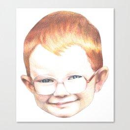 Baby Sheeran Canvas Print