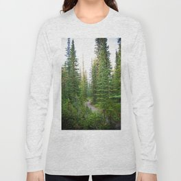 The Road Never Travelled Long Sleeve T-shirt