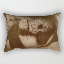 Give In To Temptation Rectangular Pillow