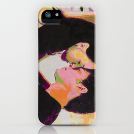 Edward and Bella iPhone Case