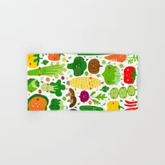 Eat your greens! Hand & Bath Towel