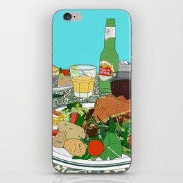 Scottish Beef Steak & Guinness Pie iPhone Skin