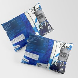 Yves Klein Pillow Sham