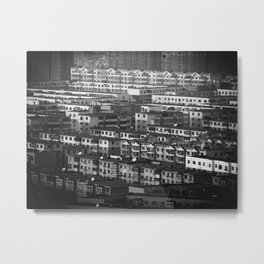 Concrete Jungle #1 Metal Print