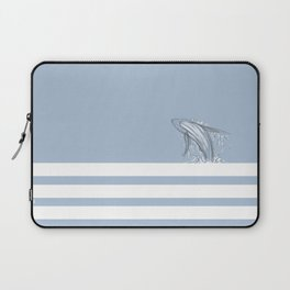 Ocean lines Laptop Sleeve