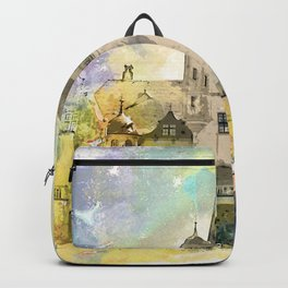 Hotel Tremsbuttel Castle Backpack