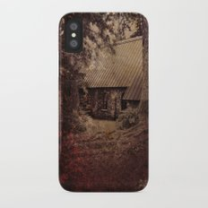 Granny's House iPhone X Slim Case
