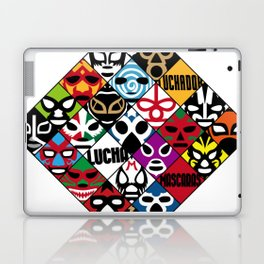 LUCHA---LIBRE Laptop & iPad Skin