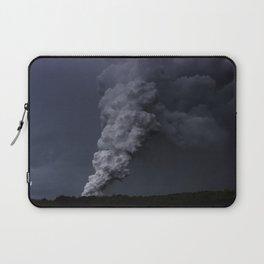 Hawaii's Kilauea volcano erupting. Laptop Sleeve