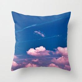 Cloud 03 Throw Pillow