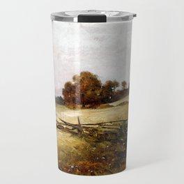 Charles Ethan Porter Autumn Landscape Travel Mug
