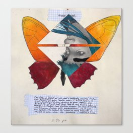 Untitled 0.555 Canvas Print