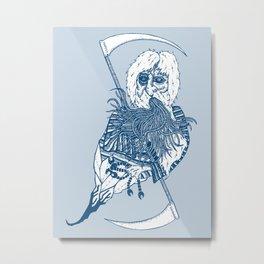 killer beard brah! Metal Print