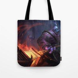Classic Jax League of Legends Tote Bag