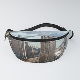 Vintage New City Fanny Pack
