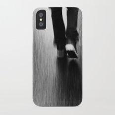 Street Walking Slim Case iPhone X