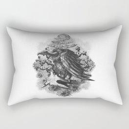 Vulture Rectangular Pillow
