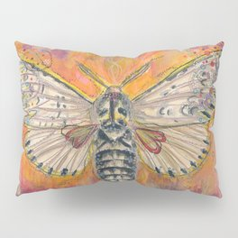 Like moth to a flame Pillow Sham