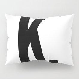 K. Pillow Sham