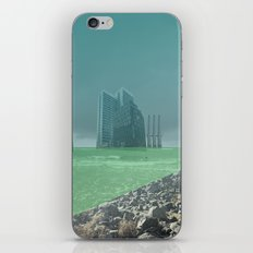 atmosphere 4 · Future comes iPhone & iPod Skin