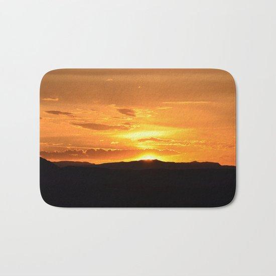 Southwest Sunrise - II Bath Mat