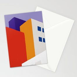 Urban Block Stationery Cards