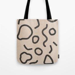 Simple Confetti Tote Bag