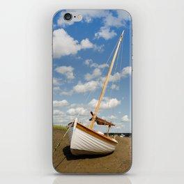 Sailing boat Wagtail iPhone Skin