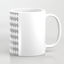 jaggered and staggered in alloy Coffee Mug