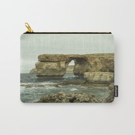 Azure Window Carry-All Pouch